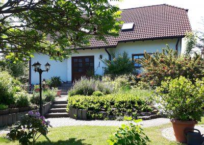Garten außen